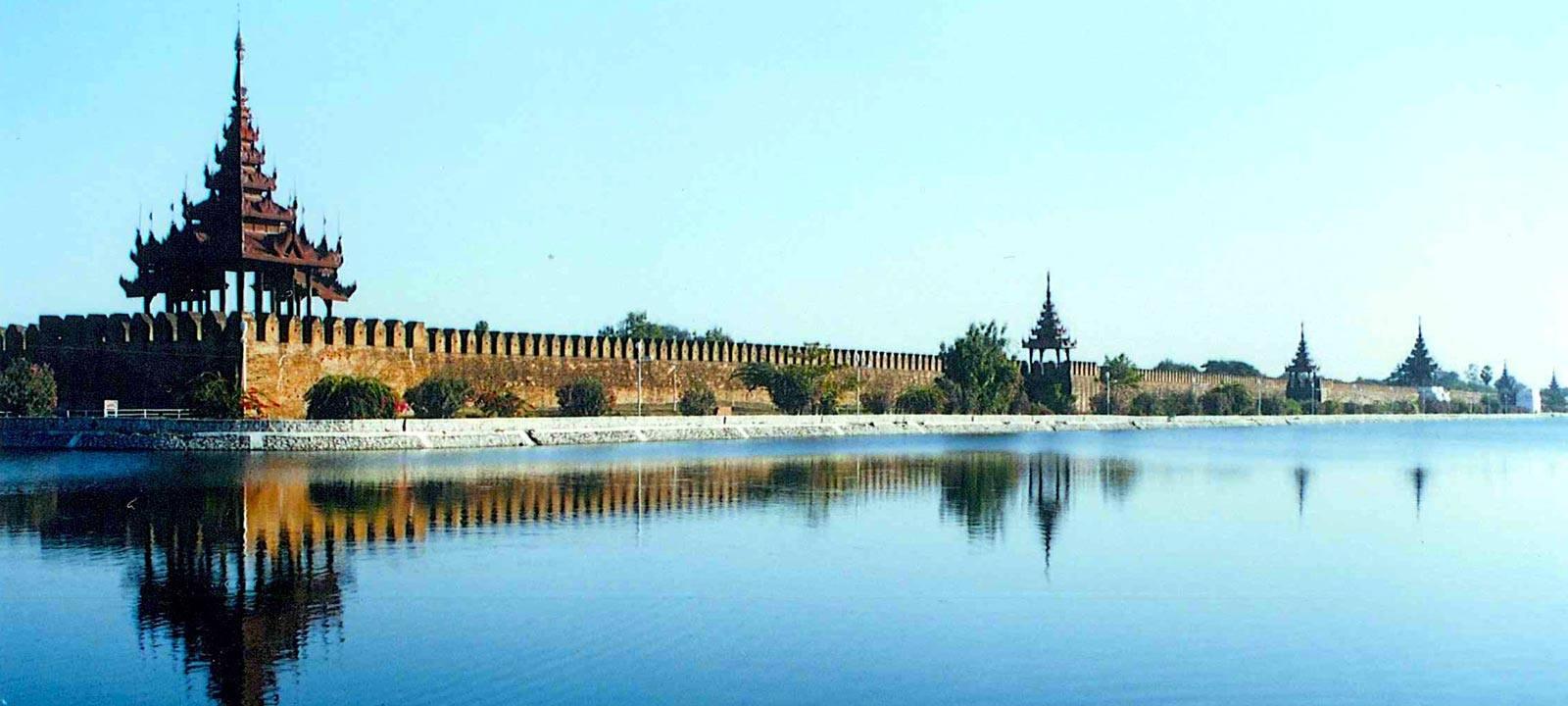 Merveilles du Myanmar