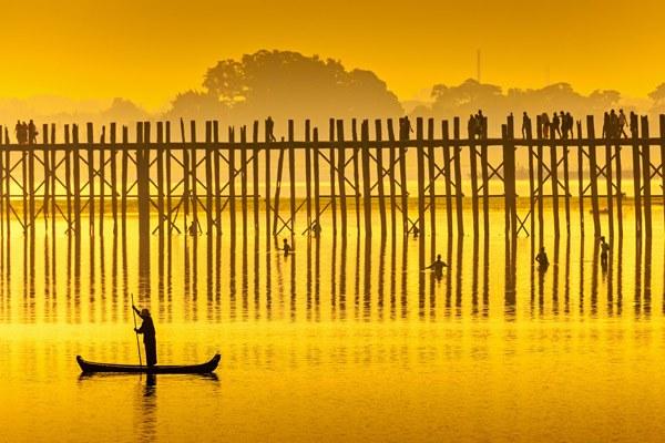 Découverte de Birmanie