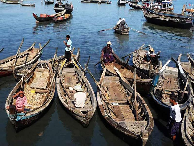 Voyage au Myanmar