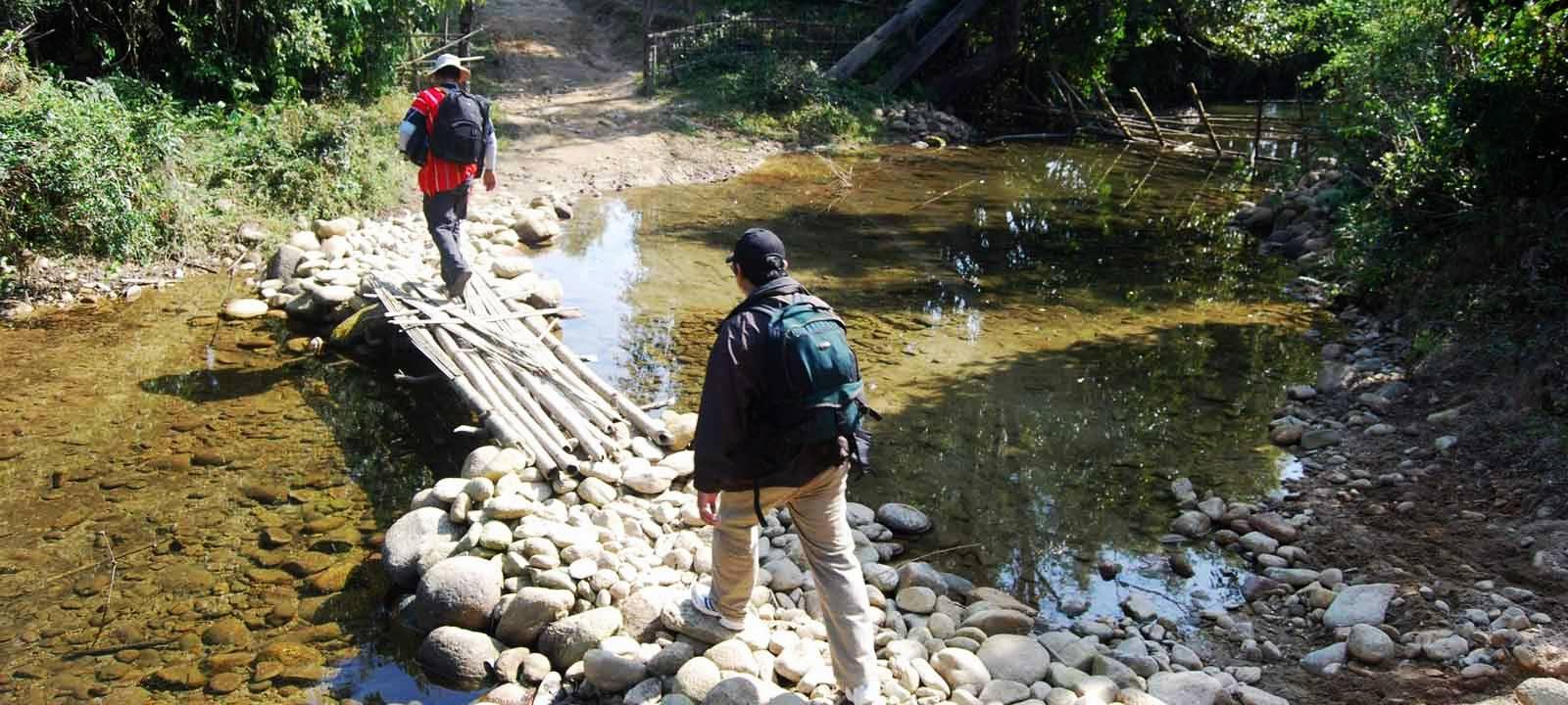 Trekking à Putao avec Asiatica Travel