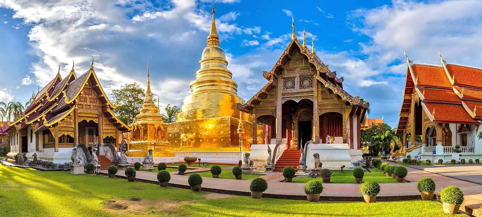 Rencontre au Nord Thailandais
