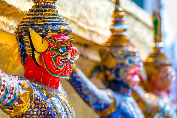 thailande, voyage, bangkok, palais