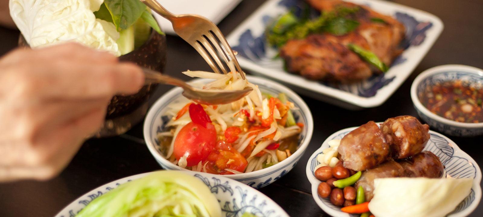 La cuisine cambodgienne