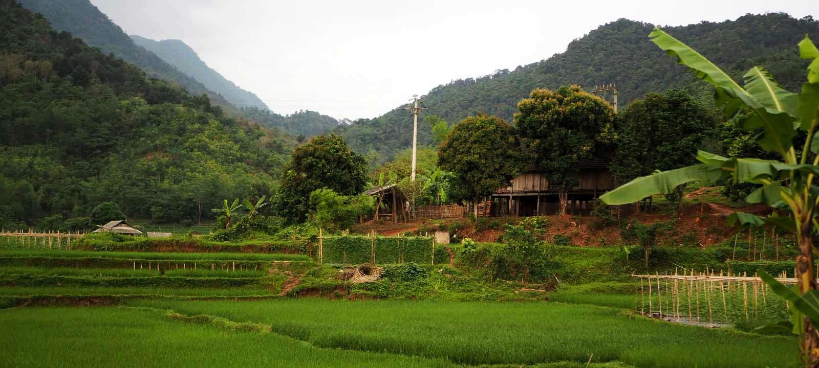 Identité culturelle des villages