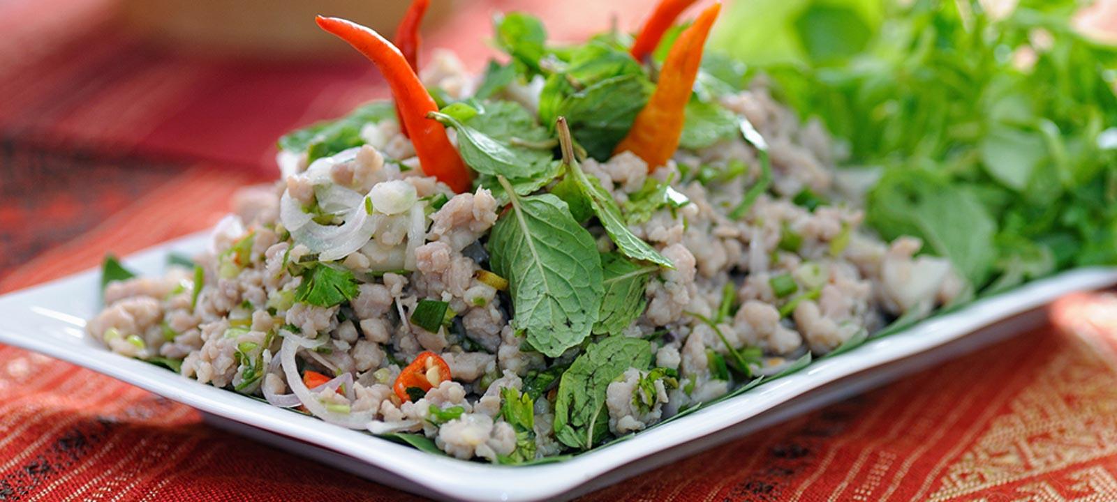 Cuisine Laotienne - Cuisine laotienne