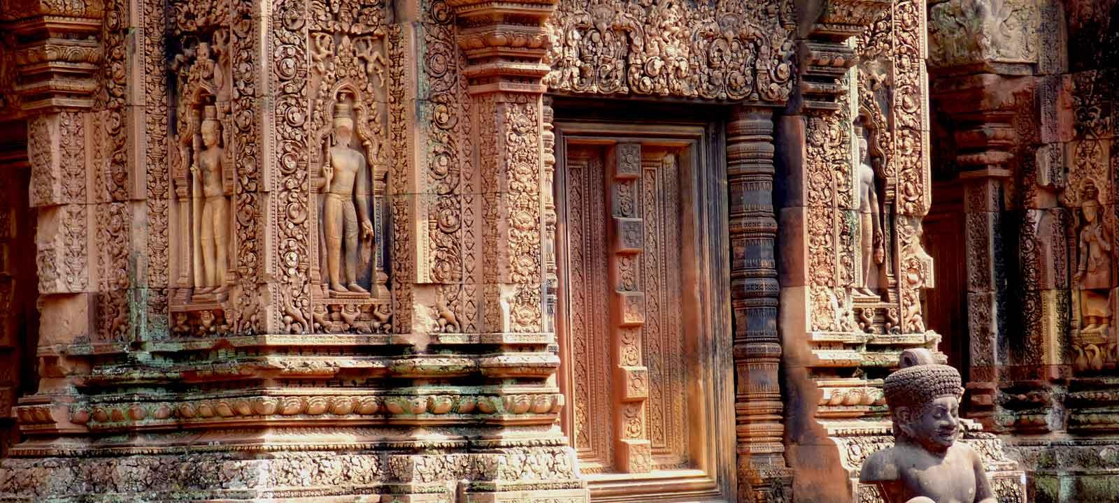 Histoire des temples d'Angkor