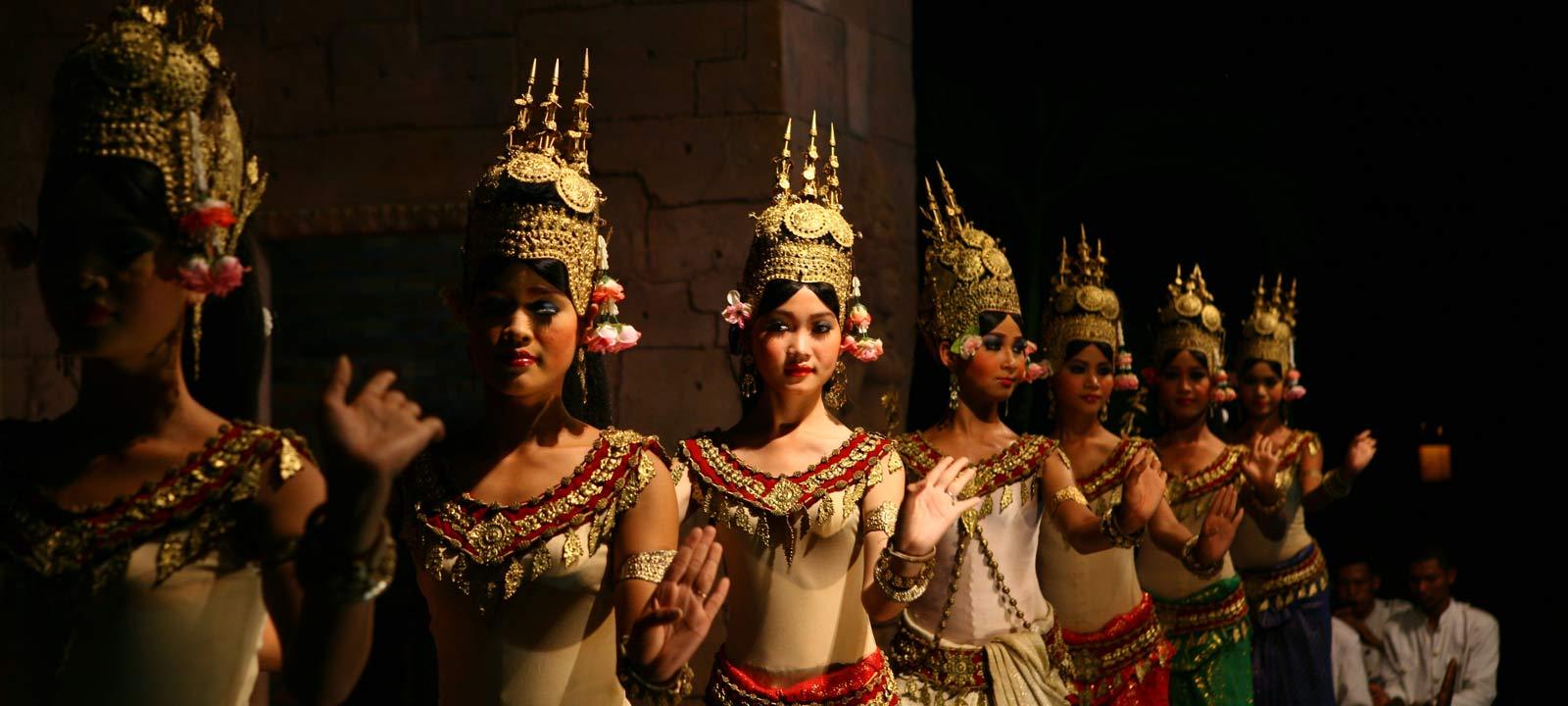 Présentation générale du Cambodge