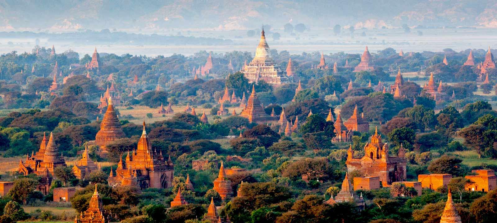 Présentation générale du Myanmar