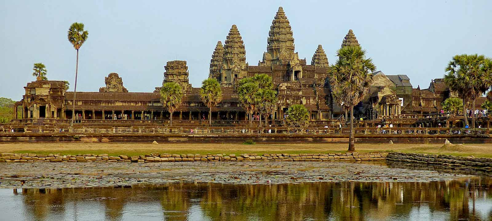 L'architecture d'Angkor