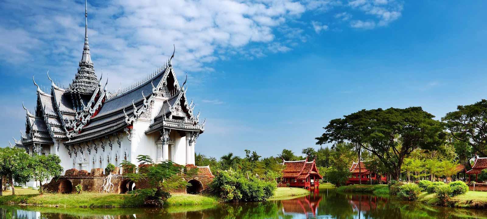 Langue de la Thaïlande