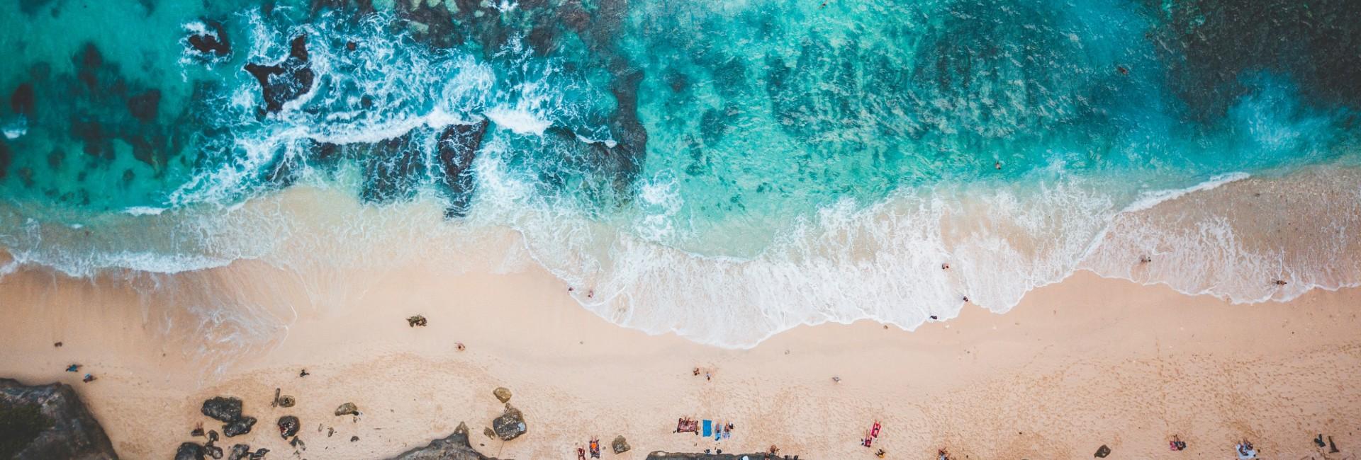 16 meilleures plages en Indonésie