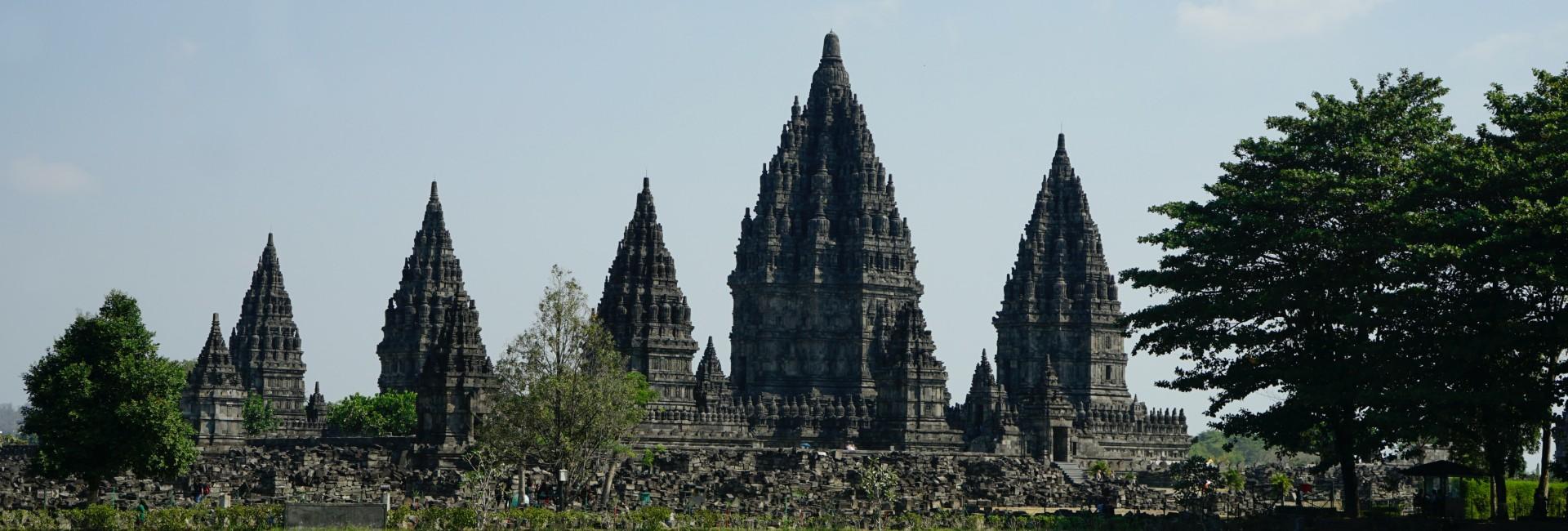 Découvrir le complexe de temples Prambanan