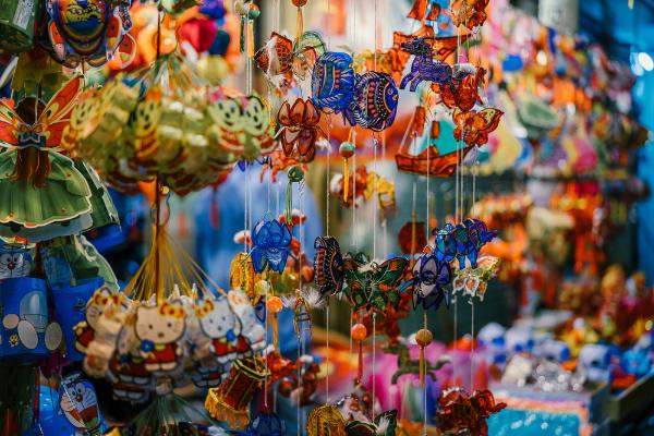 Qu'est-ce que la fête de la mi- automne au Vietnam?
