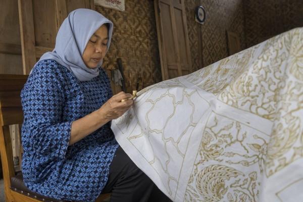 Batik en Indonésie