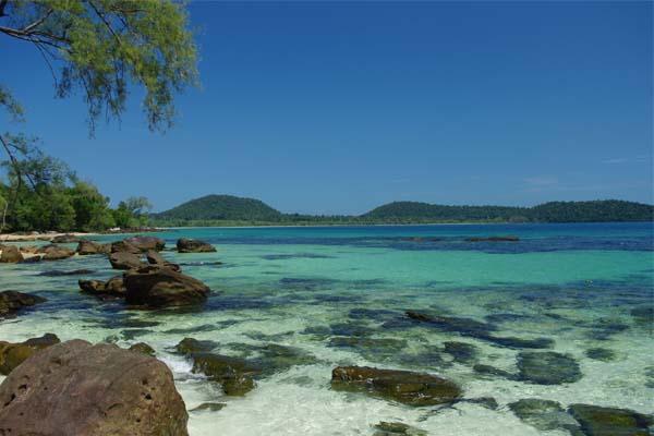 Top 7 plages les plus belles au Cambodge