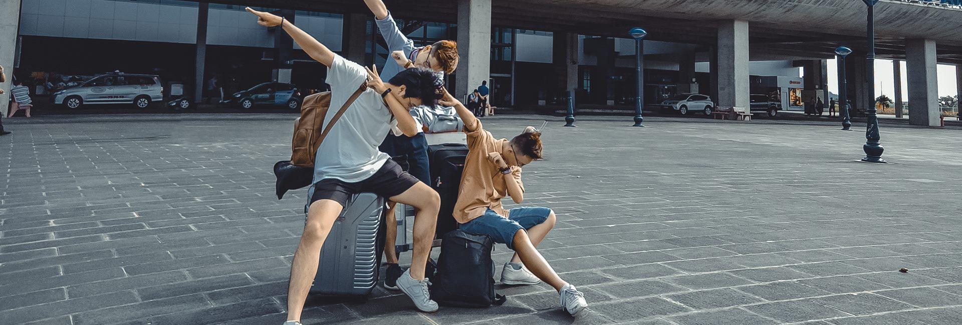 08 choses à faire quand vous ratez un vol