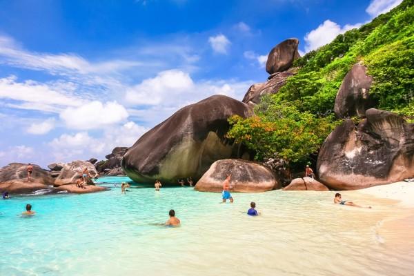 Les 15 plus belles îles en Thaïlande