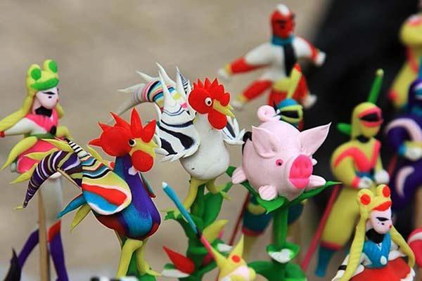 Le To He, jouet artisanal traditionnel du Vietnam