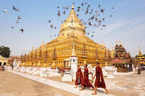 10 bonnes raisons de visiter le Myanmar