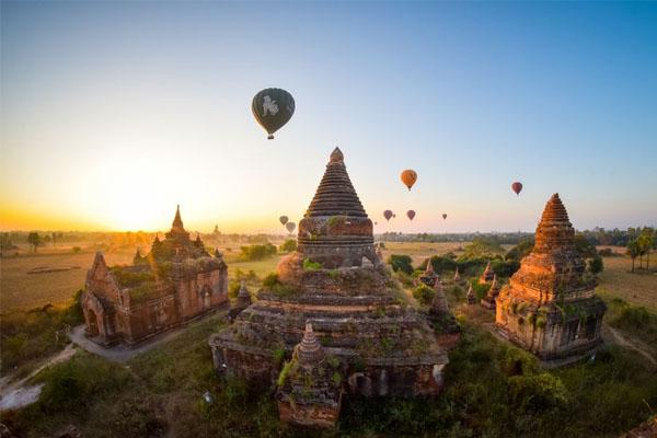 Bagan-Le guide de voyage pour la ville des temples