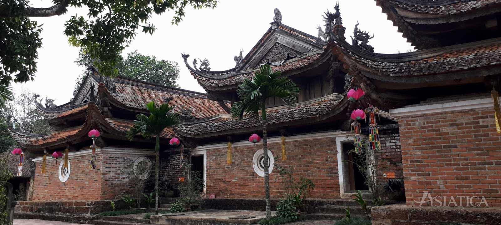 La pagode Tay Phuong