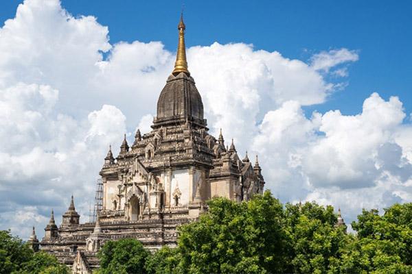 Les plus beaux temples de Bagan