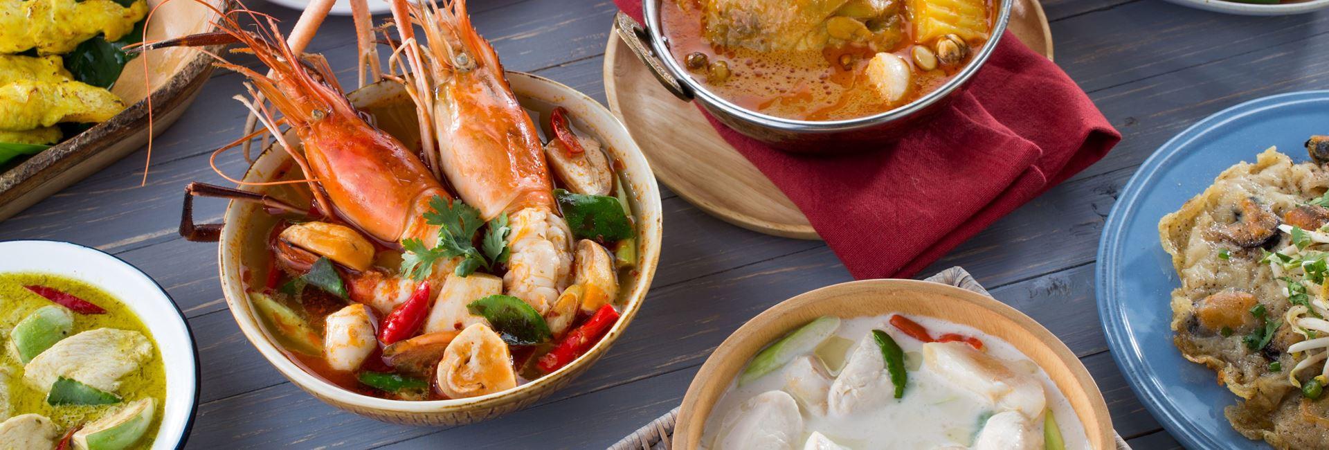 Les 15 meilleurs plats thaïlandais