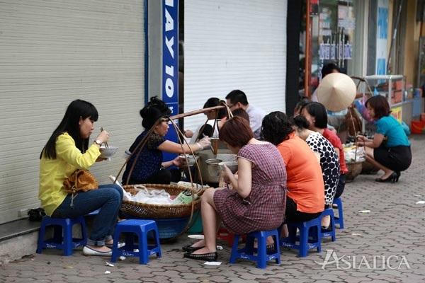 Pourquoi manger dans les restaurants de rue au Vietnam ?