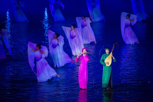 La quintessence du Tonkin, un spectacle inédit sur la culture du Nord Vietnam