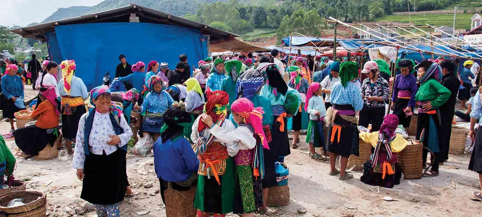 Top 7 des marchés à ne pas manquer à Ha Giang