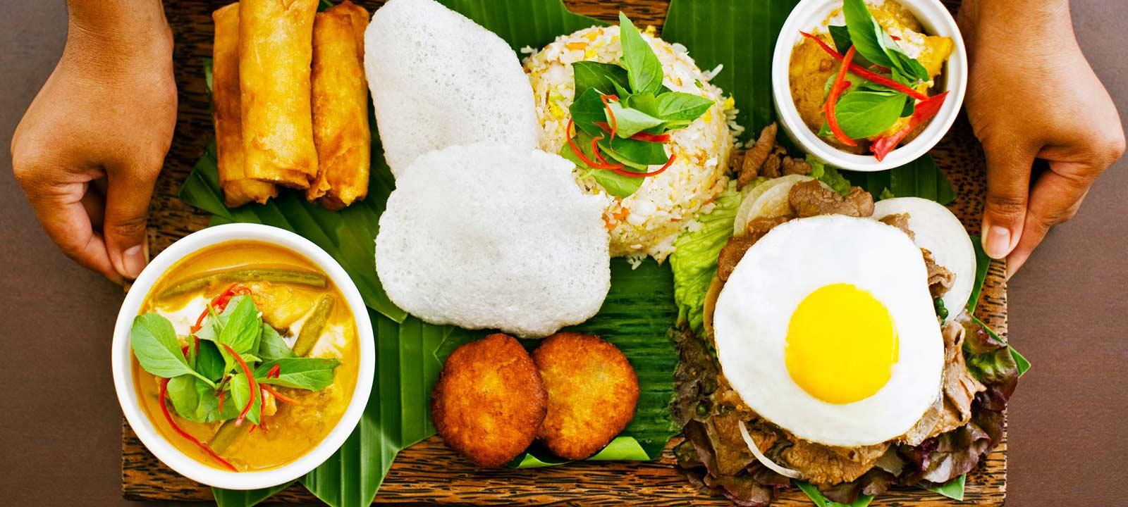Les plats de la rue du Cambodge qui vous donnent envie