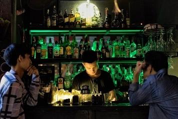 05 bars les plus intéressants à Hanoï