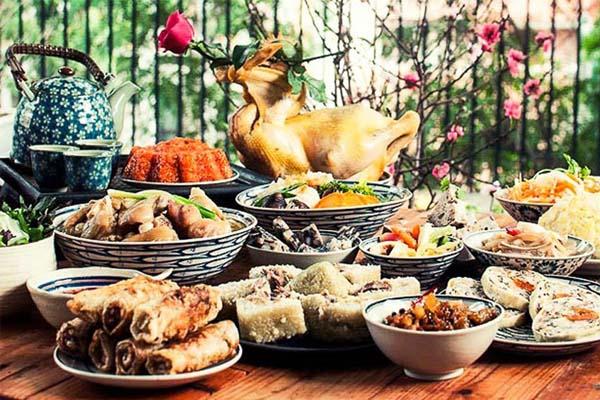 Les plats typiques du Têt vietnamien