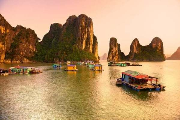 Le top des destinations du Vietnam