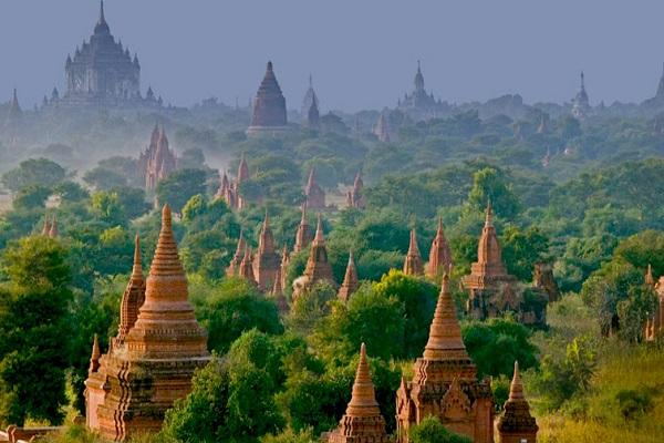 Bagan et ces milliers de temples