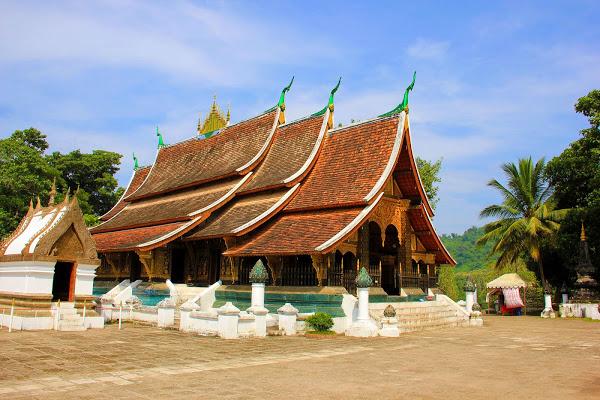 Wat Xieng Thong, un symbole du Laos