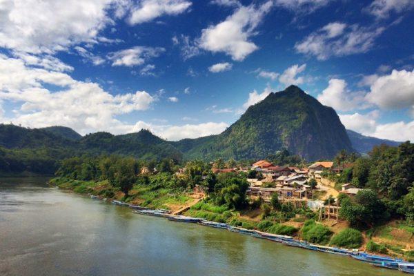 Nong Kiaow, entre relaxation et trekking au Laos