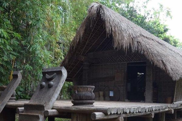 Le musée d'ethnologie