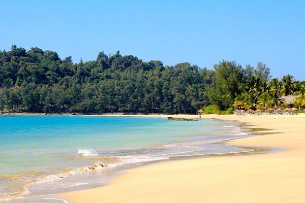 Le top 5 des plages du Myanmar