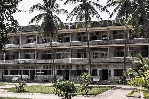 Le musée du génocide khmer