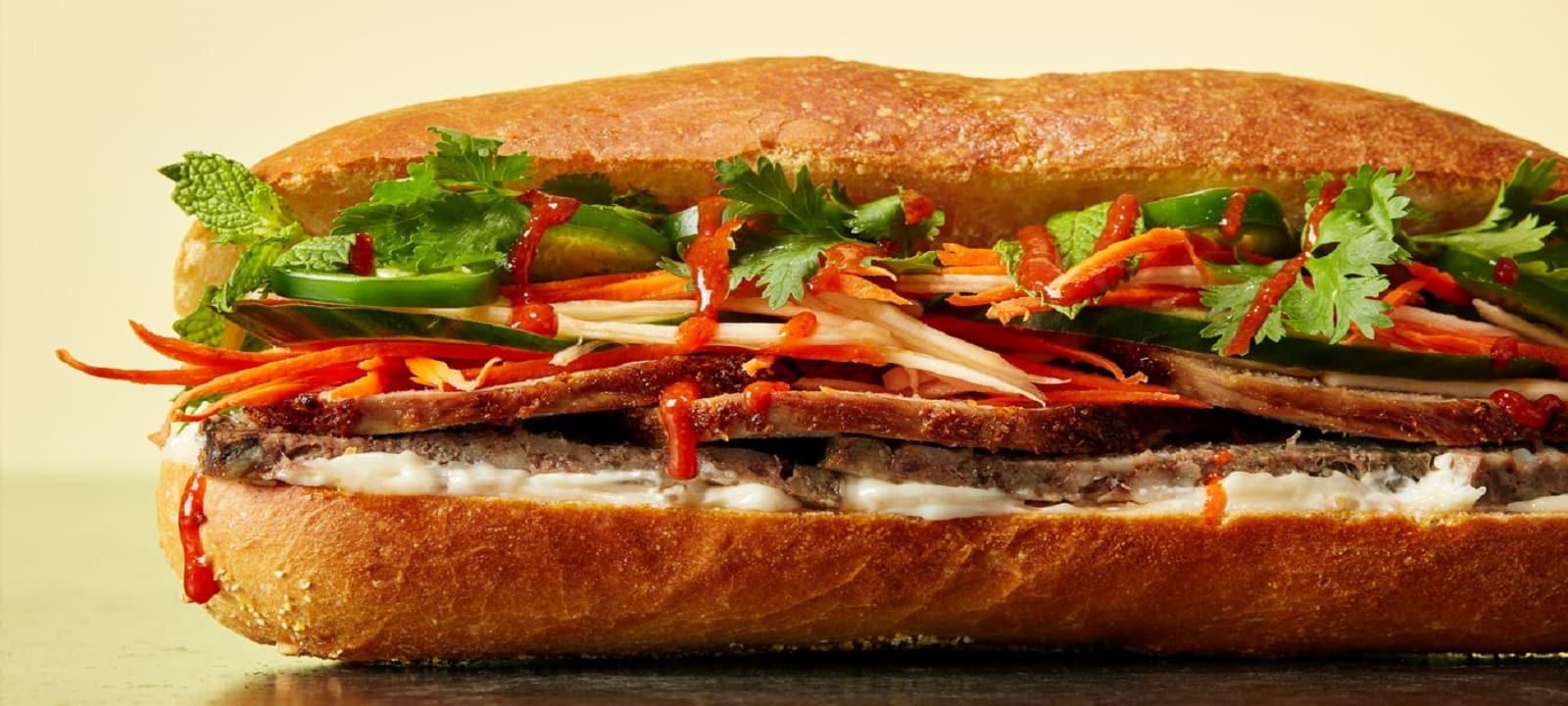 Le meilleur sandwich du monde : Le banh mi ?
