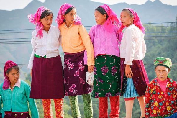 À la découverte du marché de l'amour Khau Vai à Ha Giang