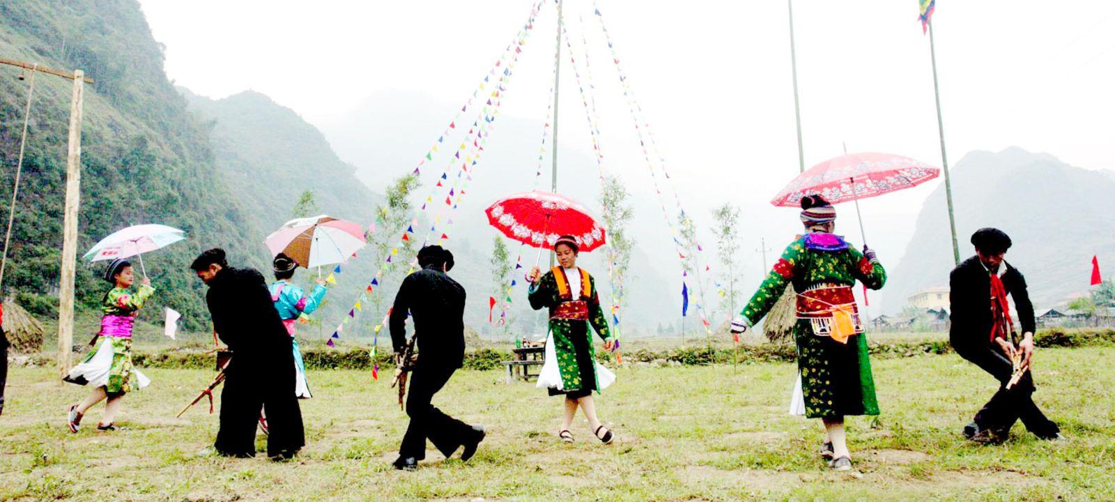 Ha Giang, région impressionnante des fêtes traditionnelles