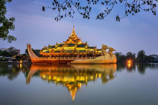 L'histoire de la Birmanie/ Myanmar