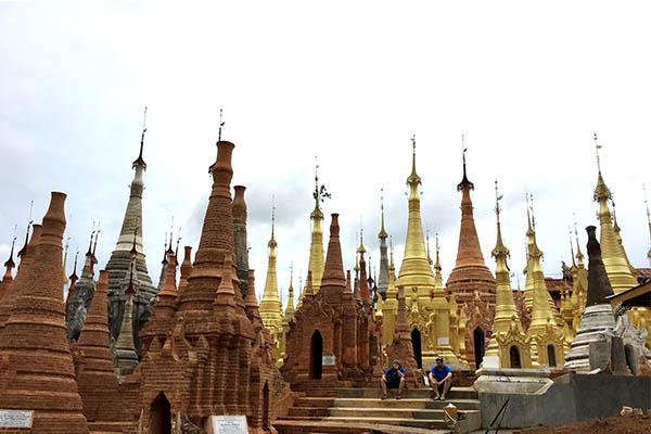 La Birmanie de B à E