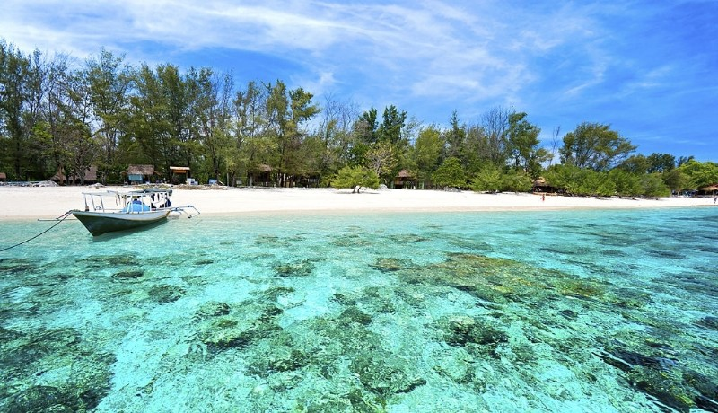lombok, gili, indonesie, comment aller