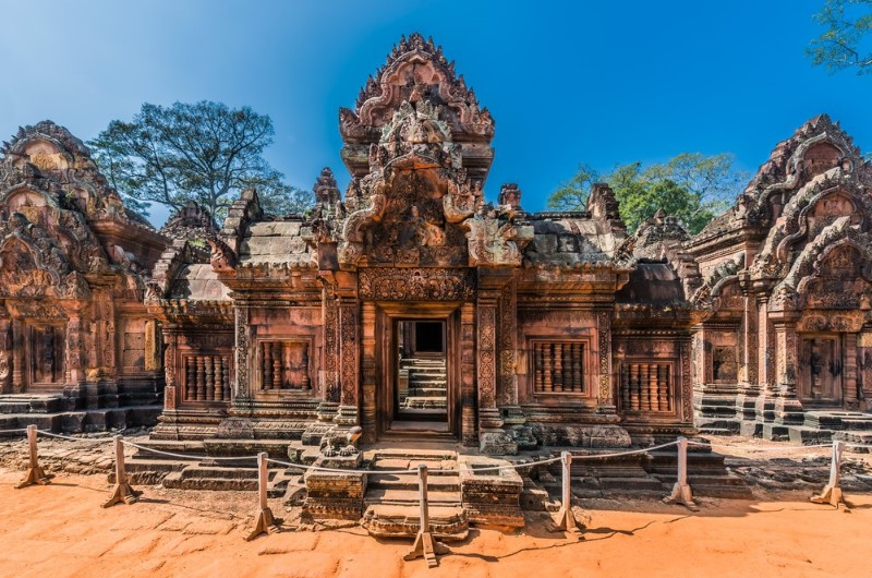 siem reap, cambodge, voyage, asiatica travel, temple, banteay srei