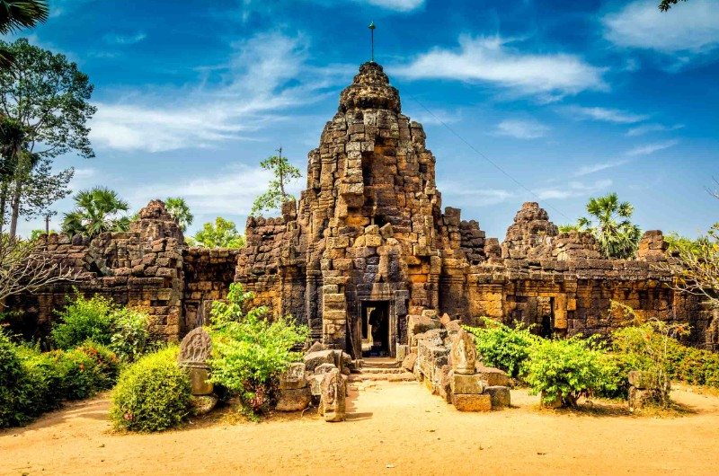 takeo, cambodge, voyage, asiatica travel, tonle bati