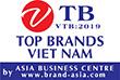 Asiatica Travel honoré de recevoir le prix du Top 10 meilleures marques au Vietnam 2019